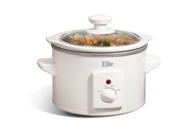 Elite Cuisine MST-250XW Maxi Matic Slow Cooker Review, elite cuisine slow cooker