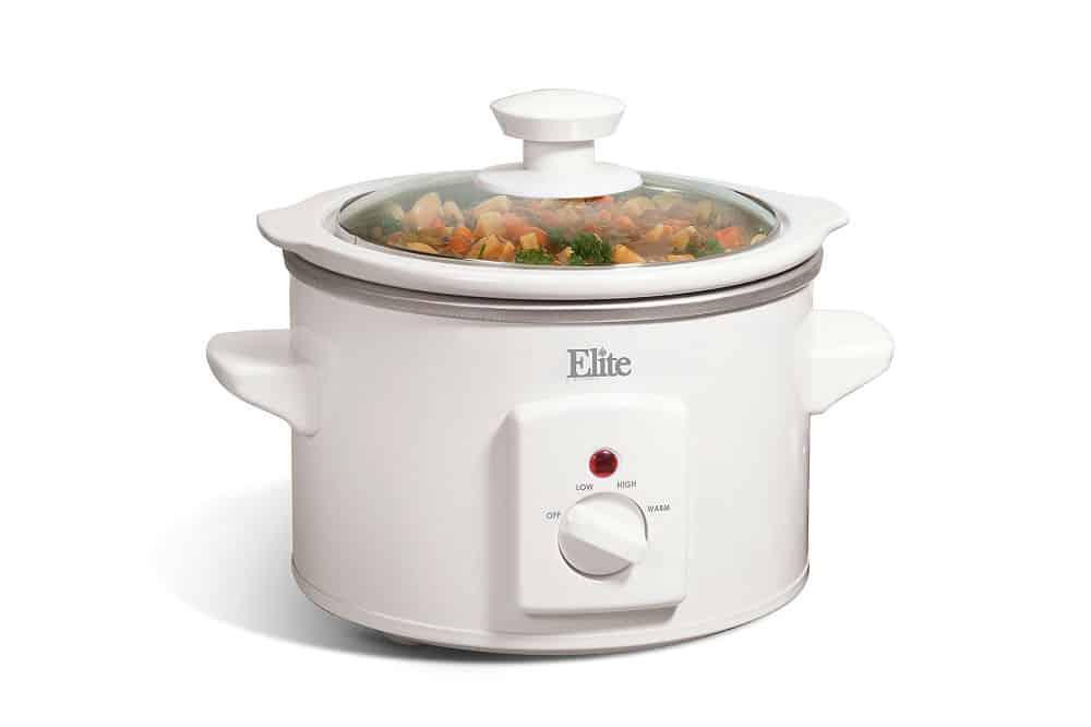 Elite Cuisine MST-250XW Maxi Matic Slow Cooker Review, elite cuisine slow cooker