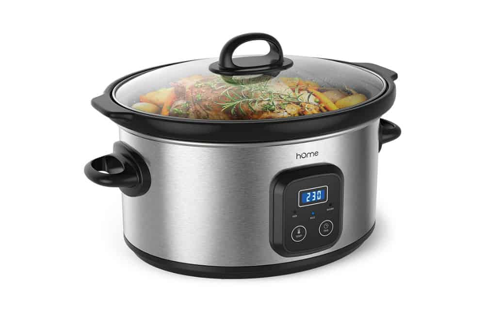 Home 6 Quart Slow Cooker Review