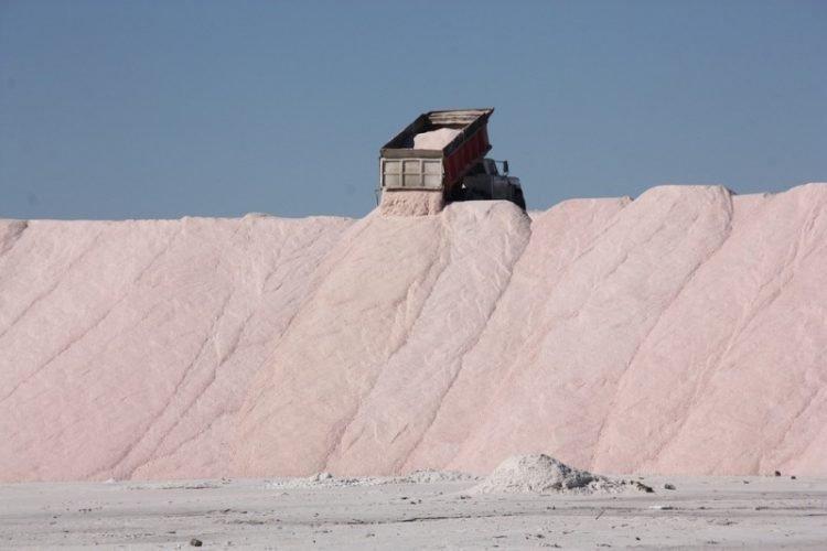 to much salt