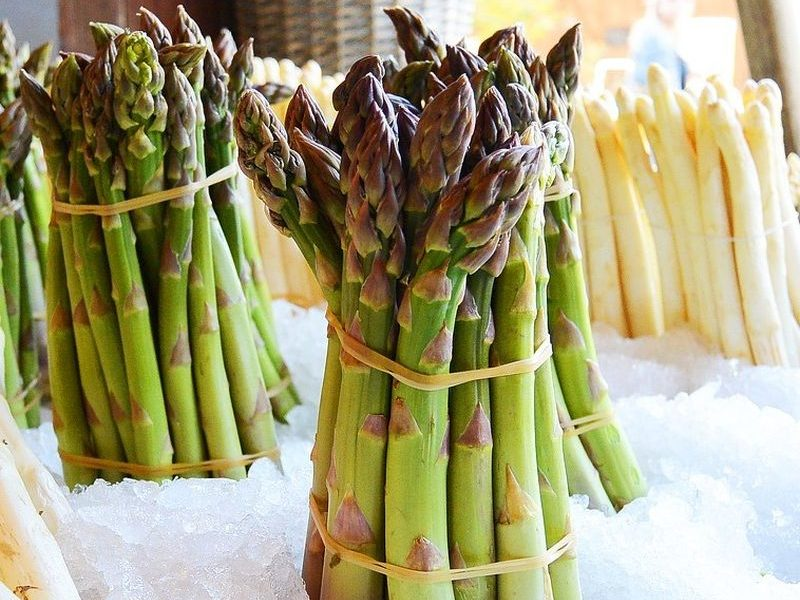 Asparagus, Superfood Of The Ancient Greeks And Romans