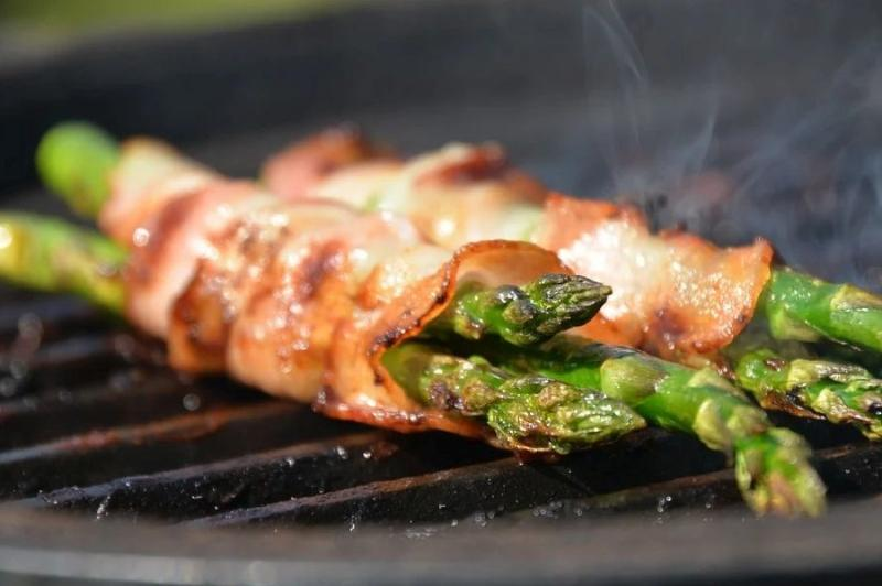 how long to grill asparagus