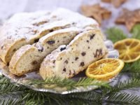 Christmas Stollen - A Traditional Christmas Cake